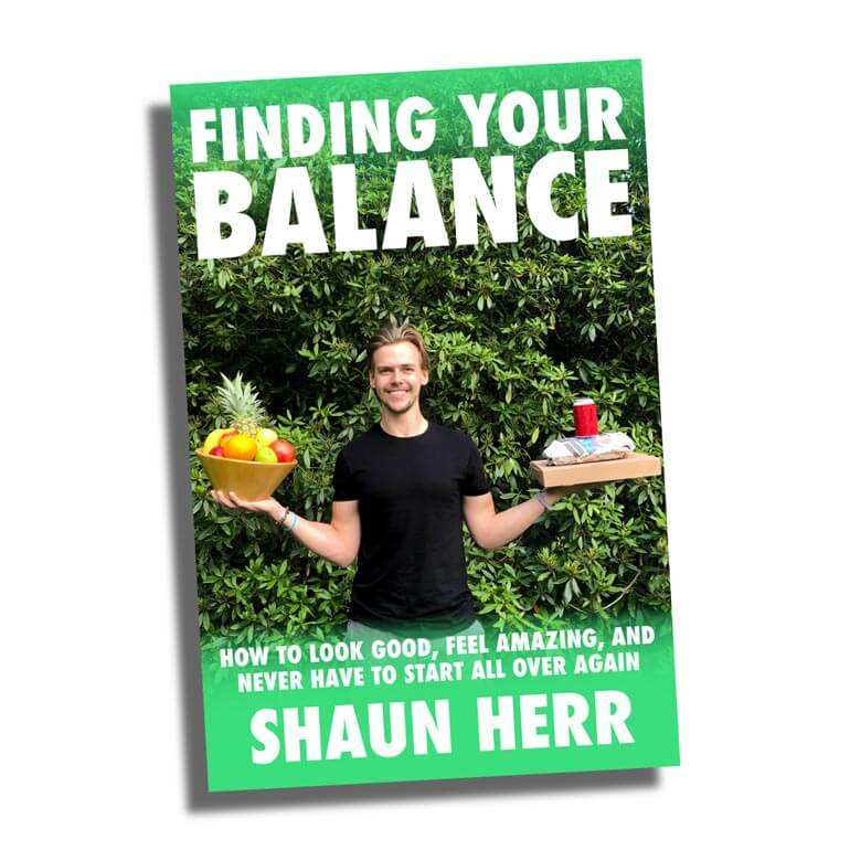 Finding Your Balance - Shaun Herr
